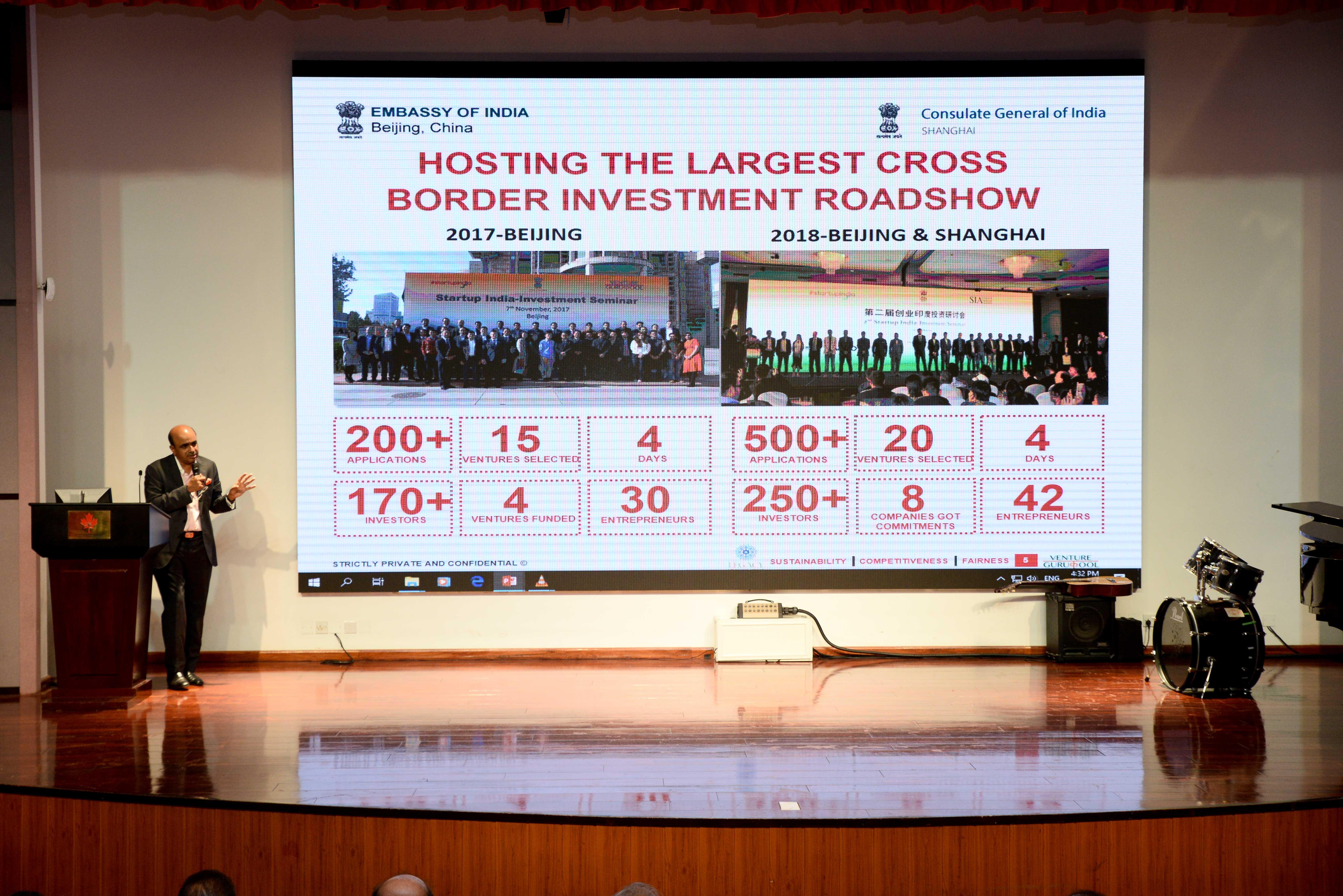 Achal Ghai on Venture Gurukool